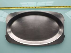 stainless steel tray food platter kitchen server share group picnic plate take 1