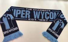 WYCOMBE WANDERERS Scarves NEW from Superior Acrylic Yarns