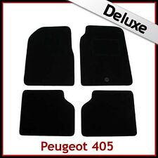 PEUGEOT 405 1987 - 1992 1993 1994 1995 1996 1997 Tailored LUXURY 1300g Car Mats