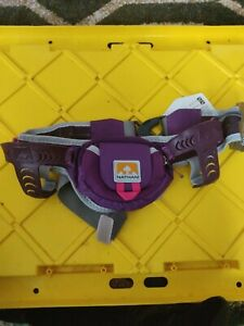 Nathan Human Propulsion Laboratories Purple Triangle Runners Pack NWT