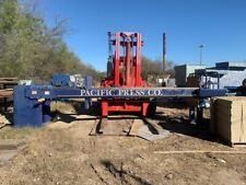 New listing Pacific Press co. 1000 mm plates Filter press