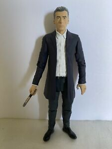 """Doctor Who 5.5"""" Action Figure: The Twelfth 12th Dr. figure Peter Capaldi"""
