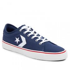 Converse Chucks Taylor All Star Replay OX Herren Sneaker Turnschuhe blau 163215C