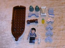 Lego Harry Potter Lot with Rat Boat Minifig &  Specialty Pieces 4709