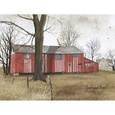 Billy Jacobs Americana Barn Country Art Print 16 x 12