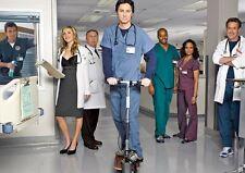 Scrubs TV Show Cast POSTER