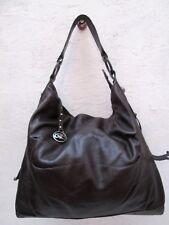 Authentique grand sac à main TOSCA BLU cuir bag