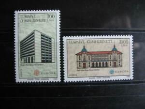 BA4, CEPT-Europa, Satz, TURKEI, 1990, Postfrisch/MNH/**, Mi € 10