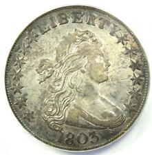 1803 Draped Bust Half Dollar 50C Coin - Certified ANACS XF40 Detail - Rare Date!