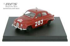 Saab 96 - Rallye Monte Carlo 1963 - Erik Carlsson / G. Palm - 1:43 Trofeu 1503