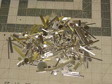 5 POUNDS ALUMINUM SCRAP METAL CLIP MACHINE SHOP LEFTOVERS BITS SMALL PIECES