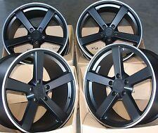"""Fit 18"""" 8+8.5 MS003 Llantas De Aleación BMW E46 E90 E91 E92 E93 Z3 Z4 F20 F21 F30 F31"""