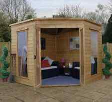 Mercia 8x8 Corner Summerhouse