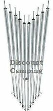 10 x 9ft Tarp Poles Free Delivery Genuinely Heavy Duty Best Value Camping Tent