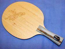 Xi EnTing / XNT X560 Titanium + Carbon Table Tennis Blade , NEW UK