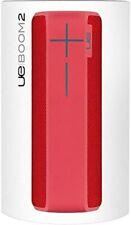 Logitech Ultimate Ears BOOM 2 - Cherry Bomb Red Tragbarer Bluetooth-Lautsprecher