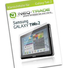 Waschbare Bildschirmschutzfolien für das Galaxy Tab 3 Tablets & eBook-Reader