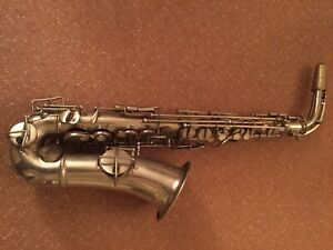 Alt Saxophon V. Kohlert's Söhne; Graslitz, Böhmen ca.1929