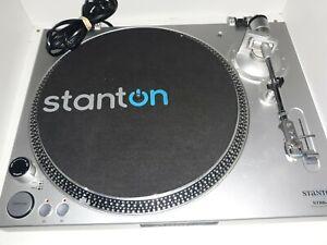 Stanton  STR8-20 Professional Turntable