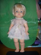 """Egee'S Marked 14P 13"""" Doll Softina In Pretty Outfit"""