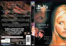 DVD Buffy saison 2 episodes 9-12   Serie TV   <LivSF>   Lemaus