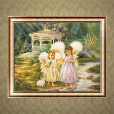 Little Angels 5D DIY Diamond Painting Embroidery Cross Stitch Craft Home Decor