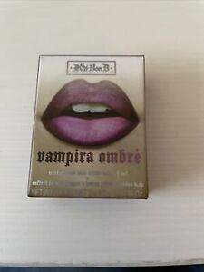 Kat Von D Studded Kiss Creme Duo Vampira Ombre 2 Piece Lipstick Set - New in Box