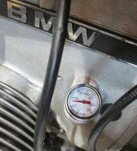 BMW Airhead Oil Temperature Gauge Dip stick r60/5 r60/6 r75/6 r75/6 R90/6 R90S