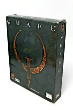 Quake - PC id Software Big Box Action Game - New See Desc