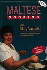 Maltese Cooking with Mary Vassallo
