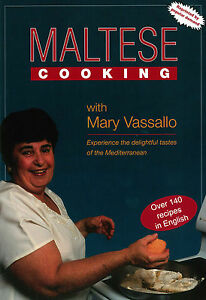 Maltese Cooking with Mary Vassallo