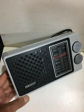 VINTAGE RADIO MODEL DOMICREST -BANDS  MW(-AM) - LW- 1960S-1970s