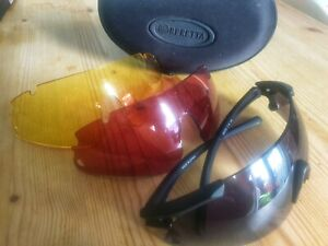 Beretta Clay Shooting Glasses