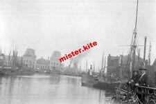negative-wenduyne-Flandern-Vlaanderen-1926-Westflandern-Hafen-Belgien-13