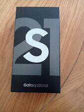 Samsung Galaxy S21 5G, 128GB, Phantom Bianco, SBLOCCATO, NUOVO SIGILLATO più omaggi