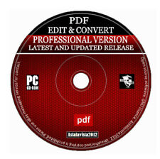 2020 Pro PDF Editor Converter & Viewer - Save Edit Open Convert Any Text & PDF +