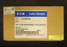 EATON CUTLER HAMMER UVH2RP23K J Breaker Undervoltage Release UVR 1481D05G33