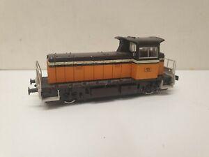 Roco locotracteur y 8034 8000 en HO