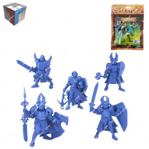 Tehnolog Paladins 2 Sets Of 5 Pieces 50 mm Scale Fantasy Battle No Painted