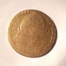 Gold full guinea 1777 George III