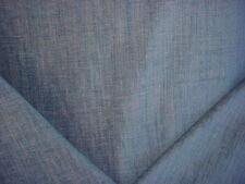 1-7/8Y Manuel Canovas 4867 Esterel Mer Lagoon Blue Chenille Upholstery Fabric