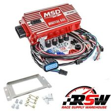 MSD Ignition 6425K Digital 6AL Ignition Control Kit Includes Mounting Plate