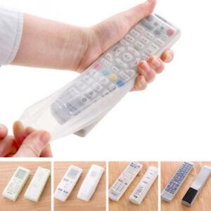 Silicone Etui Coque Télécommande TV Boîtes Rangement Housse Protection Support