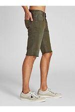 New Men's sz 32 GUESS Slim Tapered Denim Shorts in Palm Desert Wash