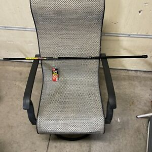B & M BW3RR 10 Ft Black Widow Ready Rig Pole 3 Sections 13980