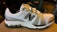 New Balance 895 mens trainers White/Silver/Black US10 EU 44 NIB