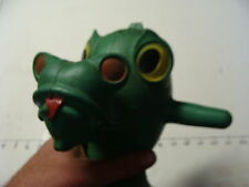 impossible to find DRAGON HOP 1960's Sun Products HOLDS AIR hippity hop toy