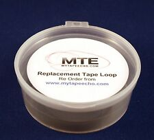 1 X HIWATT CTE Tape Echo Loop Analogue tape Loop NEW