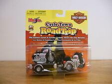 Maisto Cycle Town Road Trip Toy Set 15018-1