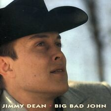 Big Bad John - Dean,Jimmy (1994, CD NEUF)